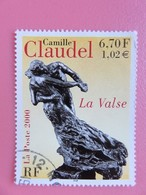 """Timbre France YT 3309 - Série Artistique - Sculpture """"La Valse"""" - Camille Claudel - 2000 - Frankrijk"""