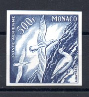 MONACO N°57 ND - Airmail