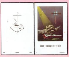 Bidprentje - Jan ASSEN Echtg. Leonie JANSEN - Meerhout 1913 - Geel Winkelomheide 1959 - Godsdienst & Esoterisme