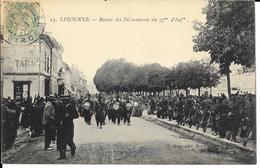 LIBOURNE 57 ème RI - Libourne