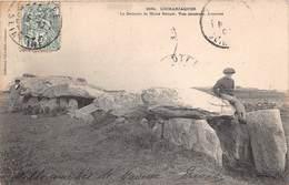 LOCMARIAQUER - Le Dolmen De Mané Régual - Vue Générale - L'entrée - Locmariaquer