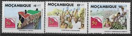 1983 MOZAMBIQUE 902 A-C ** Parti, Agriculture - Mozambique