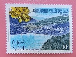Timbre France YT 3311 - Série Touristique - Gérardmer - Vallée Des Lacs (Vosges) - 2000 - France