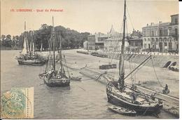 LIBOURNE Quai Du Priourat - Libourne