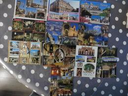 LOT  DE  62   CARTES  NEUVES  DE  NANCY - Postcards