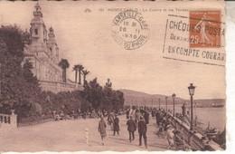 MONAC01B1 CPSMPF - MONACO   LE CASINO ET LES TERRASSES      V 1930 - Monaco