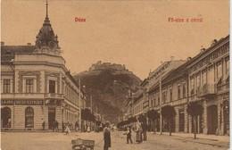 "Ungarn Dees Mit Bahnpoststempel / TPO ""6 A Gyula-Fehervar -  Budapest"" - Hungary"