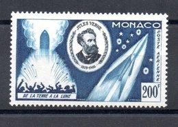 MONACO N° 60 - Poste Aérienne