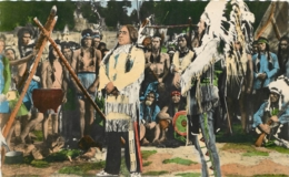 SITTING BULL COLLECTION WESTERN  EDITION 1954 - Indiens De L'Amerique Du Nord