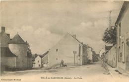 VILLE EN TARDENOIS LA POSTE - France