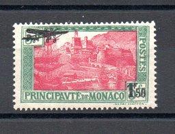 MONACO N° 1 - Poste Aérienne