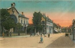 HAGUENAU  GRAND'RUE  HALLE AUX HOUBLONS - Haguenau