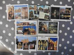 LOT  DE  97     CARTES  NEUVES  DE   METZ - Postcards