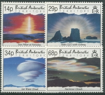 Britische Antarktis 1992 Atmosphärische Erscheinungen 199/02 Postfrisch - Territoire Antarctique Britannique  (BAT)