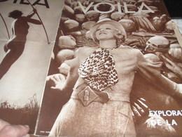 VOILA/TIR A L ARC/ HERRIOT /MEDIUM GUERISSEUR /ANDRE CITROEN/MEHARISTES ALLEMAGNE 33 NAZISME SIMENON - Livres, BD, Revues