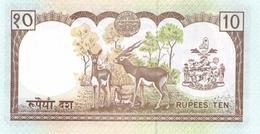 NEPAL P. 31a 10 R 1985 UNC - Népal