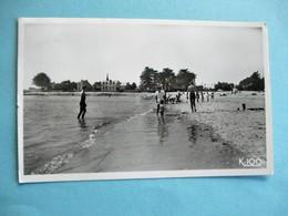 Cpsm PHOTO  -  ILE TUDY Vue De La Plage - Edition Cassan Penmarc' H - Ile Tudy
