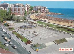 Salou - Tarragona - Fuente Y Playa - Costa >Brava - Tarragona