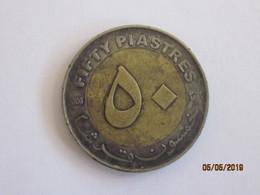Sudan: 50 Piastres 2006 (magnetic) - Soudan