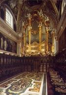 Abbazia Di Montecassino - Il Coro Della Basilica - Formato Grande Non Viaggiata – E 9 - Frosinone