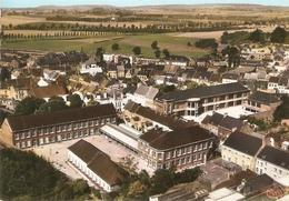 Leuze : Vue Aérienne - Ecoles Moyenne - Eghezée