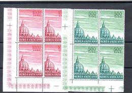 VATICAN N°33/34 - Airmail