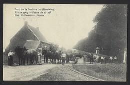 HOUTAING * PARC DE LA BERLIERE * COUPE 1909 * PHOT. H. RASSENEUR FRASNES * NON DIVISEE - Ath