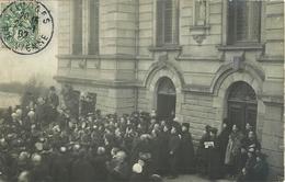 87 Limoges  Expulsions Religieuses 1907 Monseigneur Renouard Carte Photo  Ref 1664 - Limoges