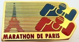 MARATHON  DE  PARIS - Athletics