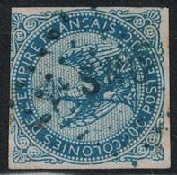 COLONIES GENERALES - SENEGAL - N°4 - LOSANGE SNG - COTE 60€ SUPERBE. - Águila Imperial