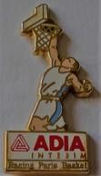 ADIA  INTERIM - Racing Paris Basket - Arthus Bertrand