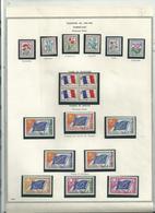 29  Timbres Neufs Années 1964/65...sur 2  Pages D' Album Thiaude............à Voir - Ongebruikt