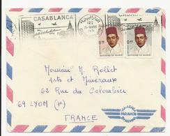 Cover * Morocco * 1971 * Casablanca - Maroc (1956-...)