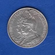 All  2  Mark  1901 - 2, 3 & 5 Mark Plata