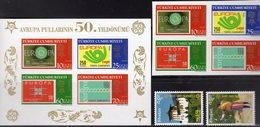 CEPT 2006 Bhutan 2488/9,Türkei VB+Block 58 ** 50€ Bogen-Schütze Stamp On Stamps Hoja Bloque Blocs S/s Sheets EUROPA - Bhutan