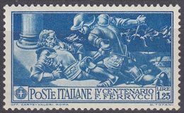 ITALIA - 1930 - Yvert 261 Nuovo MH, Come Da Immagine. - 1900-44 Victor Emmanuel III