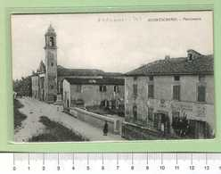 SCORTICHINO Panorama _ FERRARA Cartolina BN NVG 19xx Rif.C0003 - Ferrara