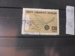 TURQUIE YVERT N°  1742 - 1921-... République