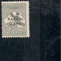 NewGuinea1914-16:Michel12 Mnh** - Australie