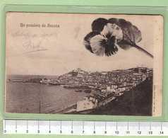 ANCONA Pensiero _ Cartolina BN VG 1906 Rif.C0010 - Ancona