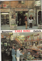 CEFALU  Chez NINO  Souvenirs  Maison Du Marsala - Italie