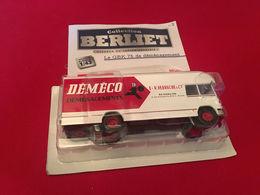 Berliet GBK 75 De Déménagement 1/43 - Cars & 4-wheels