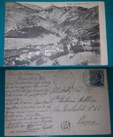 Cartolina Abruzzi - Roccasalli. - Accumoli. Viaggiata 1921 - Rieti
