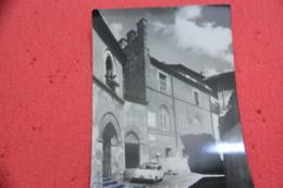 Torino Pinerolo Palazzo Principi Acaja NV+ Auto Fiat 500 - Autres Villes