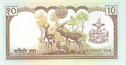 NEPAL P. 31b 10 R 2000 UNC - Népal
