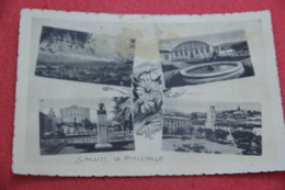 Torino Pinerolo Vedutine 1939 - Autres Villes