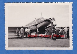 Photo Ancienne - AFRICA , Pays à Situer - Bel Avion AIR AFRIQUE - Modèle à Identifier - Sénégal ? Cote D' Ivoire ? - War, Military