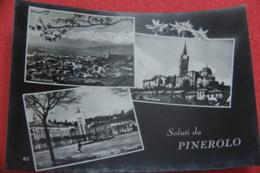 Torino Pinerolo Vedutine 1960 - Autres Villes