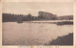 89 - LAROCHE-MIGENNES - Barrage De La Gravière - Migennes