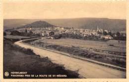 HERBEUMONT - Panorama Pris De La Route De St. Médard - Herbeumont